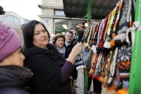 Riga Central Market was visited by First Lady of the Republic of Poland, Ms. Anna Komorowski
