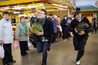 Harvest Festival to be celebrated at Riga Central Market