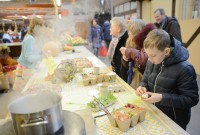 Joyful and creative Easter celebrations at the Riga Central Market