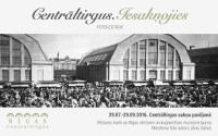 "Riga Central Market will host a photography exhibition ""The Central Market. Deeply rooted""."