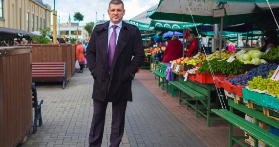 Artis Druvinieks appointed as the Chairman of the Board of JSC Riga Central Market