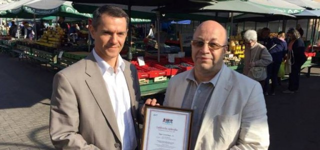 JSC Riga Central Market officially joins the Latvian Traders Association
