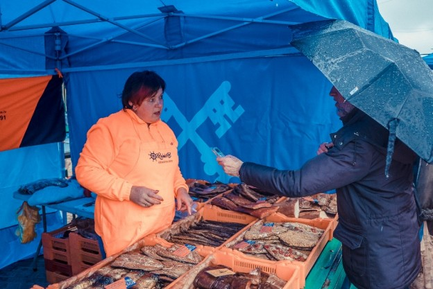 The first Riga Fish Festival 2017 held