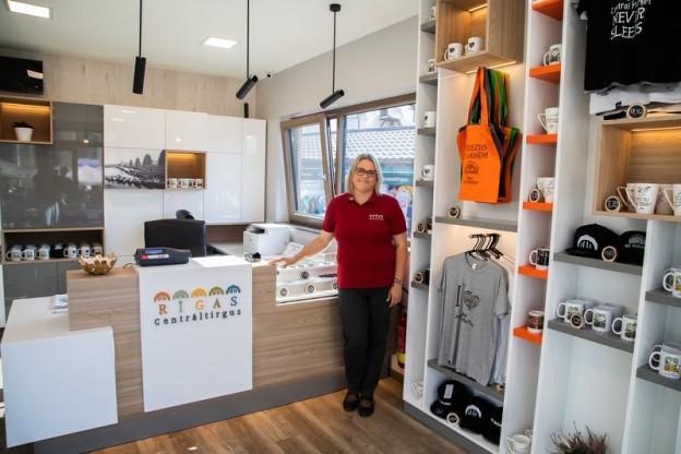 Riga Central Market Information Centre IS OPEN!