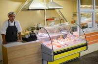 Bagātīgs salātu piedāvājums Centrāltirgū