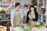 Jolanta Gulbe-Paškeviča virtuvē improvizēs