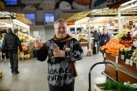 Sergejam Jēgeram tirgū ir savi pārdevēji