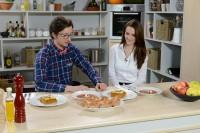 Elīna Šimkus – profesionāle arī virtuvē