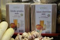 Atradums centrāltirgū: ābolu-ogu sulas