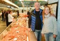 Agnis un Liene Bumburi – zivju tirgotāji jau trešajā paaudzē