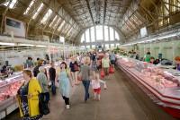 Sanitārā diena augustā Centrāltirgū un Āgenskalna tirgū