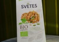 Atradums Centrāltirgū: bio sēklu cepumi