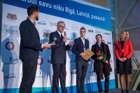 """Atskats uz """"Atspēriens"""" dalībnieku un Mazā biznesa dienas pasākumu Centrāltirgū"""