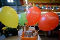 Rīgas Centrāltirgus ielūdz uz dzimšanas dienas svinībām 8. un 9. novembrī!