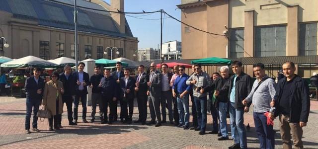 Rīgas Centrāltirgus piedalās Latvijas-Centrālāzijas biznesa forumā