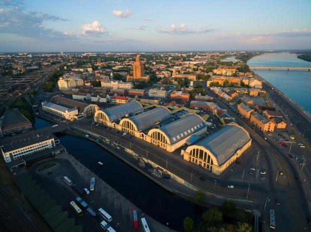 Aktuālā informācija par Rīgas Centrāltirgus un Vidzemes tirgus darbību