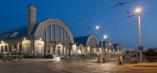 Staro Rīgas Centrāltirgus