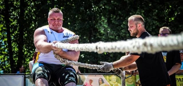 """Latvia Open Log-lift Championship"" Rīgas Centrāltirgū"
