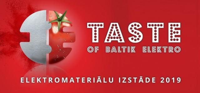 """""""Taste of Baltik Elektro"""""""