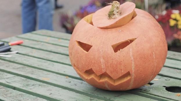 Helovīns jeb Visu svēto diena
