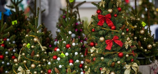 FOTOGALERIJA: Ziemassvētku gadatirgus