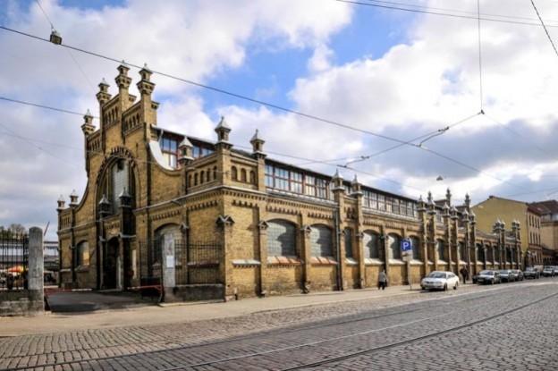 AS Rīgas Centrāltirgus izsludina nekustamā īpašuma Brīvības ielā 90A, Rīgā, nomas un apbūves tiesību mutisku izsoli