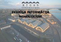 Svarīga informācija Rīgas Centrāltirgus nomniekiem