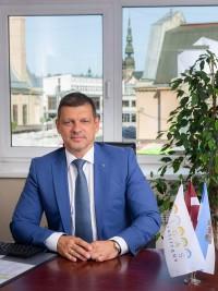 """Intervija ar AS """"Rīgas Centrāltirgus"""" valdes priekšsēdētāju Arti Druvinieku"""