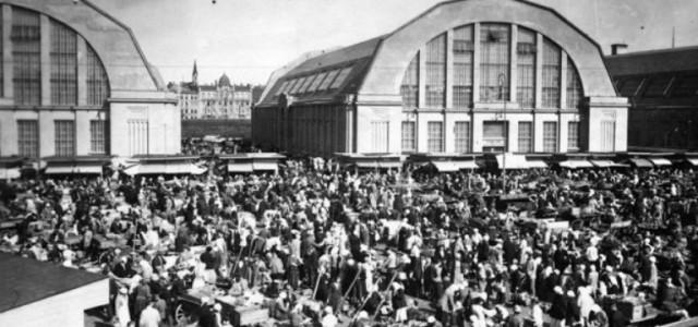 Рижский Центральный рынок:
