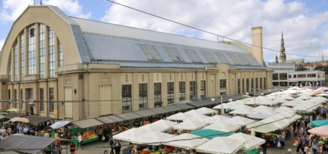 Рижский Центральний рынок: