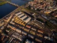 Начинается замена покрытия открытой территории Рижского Центрального рынка