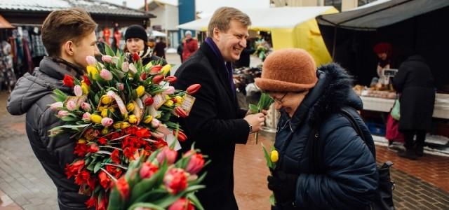 Фотогалерея. Рижский Праздник цветов и сладостей
