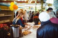 В начале ноября отмечаем 88 день рождения Рижского Центрального рынка
