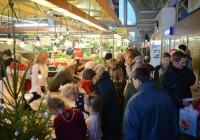 Объявлен конкурс на лучшие Рождественские оформления торгового места на Рижском Центральном рынке