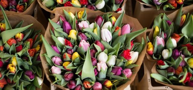 Рижский Центральный рынок приглашает торговцев участвовать на ярмарке 8 марта