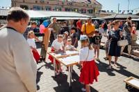 Рижский Центральный рынок приглашает торговцев участвовать в ярмарке Дня сладостей