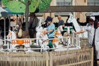 1-го июня — День сладостей на Рижском Центральном рынке